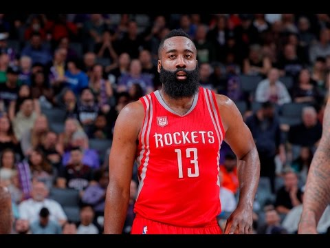 James Harden's Best of the 2016-2017 Regular Season