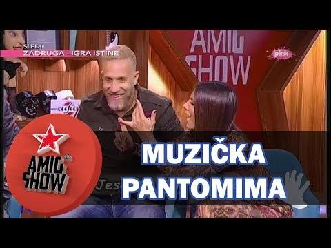 Ami G Show S10 - E06 - Muzika pantomima
