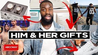 Him And Her Gifts From The Modern Man - Gift Ideas For Couples