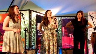 The Unthanks singing The Magpie (Music Meeting 7 June 2014)