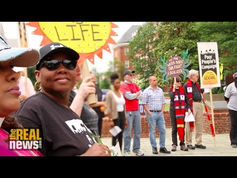 Poor People's Campaign Hits Maryland Capitol for Fourth Straight Week