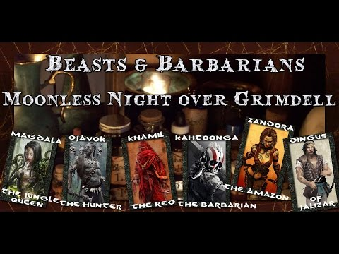 [Beasts & Barbarians] Moonless Night Over Grimdell