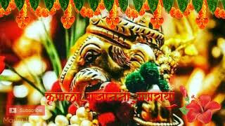Gambar cover Ganpati Video - Pratham Tula Vandito || प्रथम तुला वंदितो कृपाळा