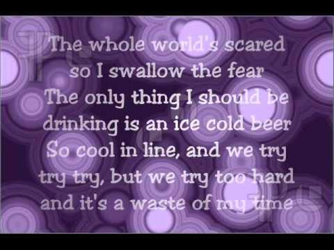 Pink - Perfect (lyrics)