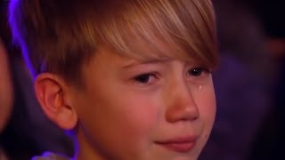 This Young Boy's Song Will Melt Your Heart and Put You In Tear