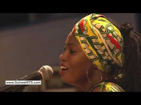 LIVE : AZAYA séduit son public et ses fans By Dj.IKK