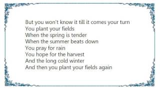Watch Kathy Mattea You Plant Your Fields video