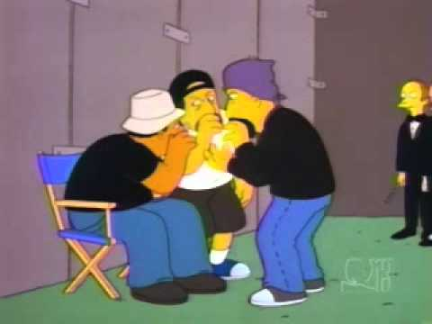 Cypress Hill feat London Symphony Orchestra  The Simpsons