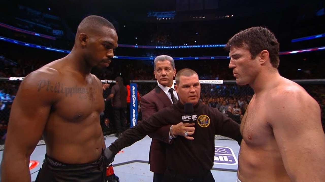 Jon Jones vs Chael Sonnen | UFC 159, 2013