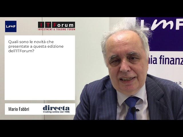 Mario Fabbri (Directa) - ITForum2019