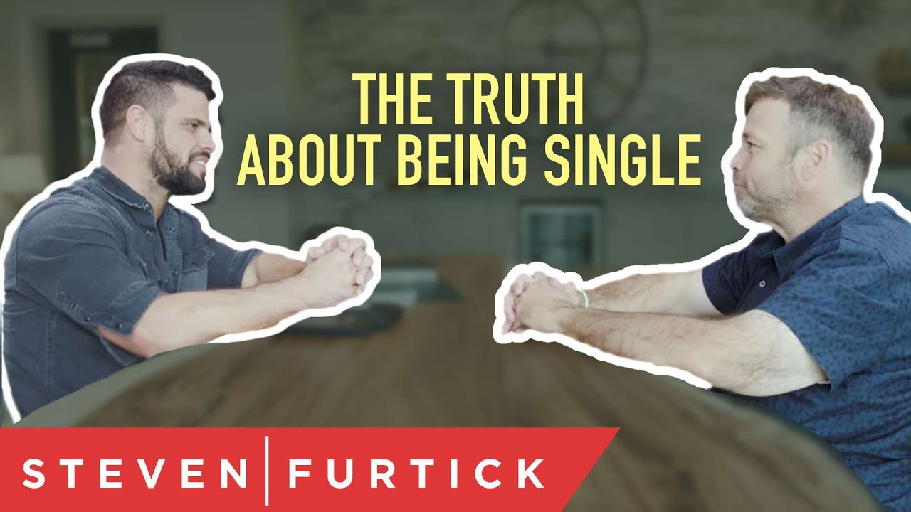 The Truth About Being Single: A Conversation with Donald Miller | Pastor Steven Furtick
