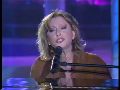 VÉRONIQUE SANSON  QUELQUES MOTS D'AMOUR SI ON CHANTAIT  29 NOVEMBRE 1995