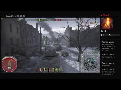 World of tanks live battle