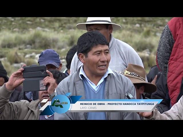 INFORMES DEL PER PLAN MERISS INKA 2019