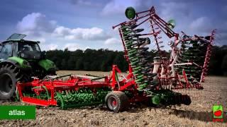 Film o pracy maszyn rolniczych UNIA