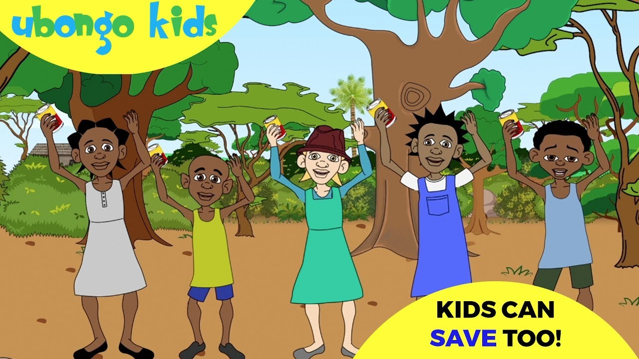 Do You Know How to Save? | Ubongo Kids Learn Financial Literacy | African Edutainment