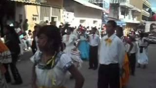 Desfile 16 de Septiembre Esc. Sec. Gral No. 2