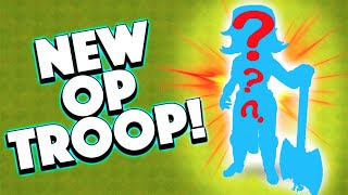 NEW MOST OP TROOP! - Clash of Clans - New Update Overpowered Troop