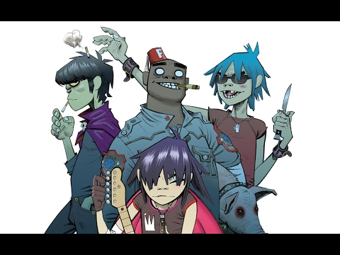 Gorillaz - Feel Good Inc. (Jomerix Trap Remix)