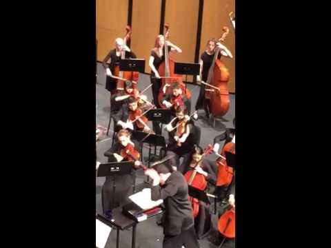 OCSA Symphony Orchestra Star Spangled Banner 2015 Cayden Walters mp3