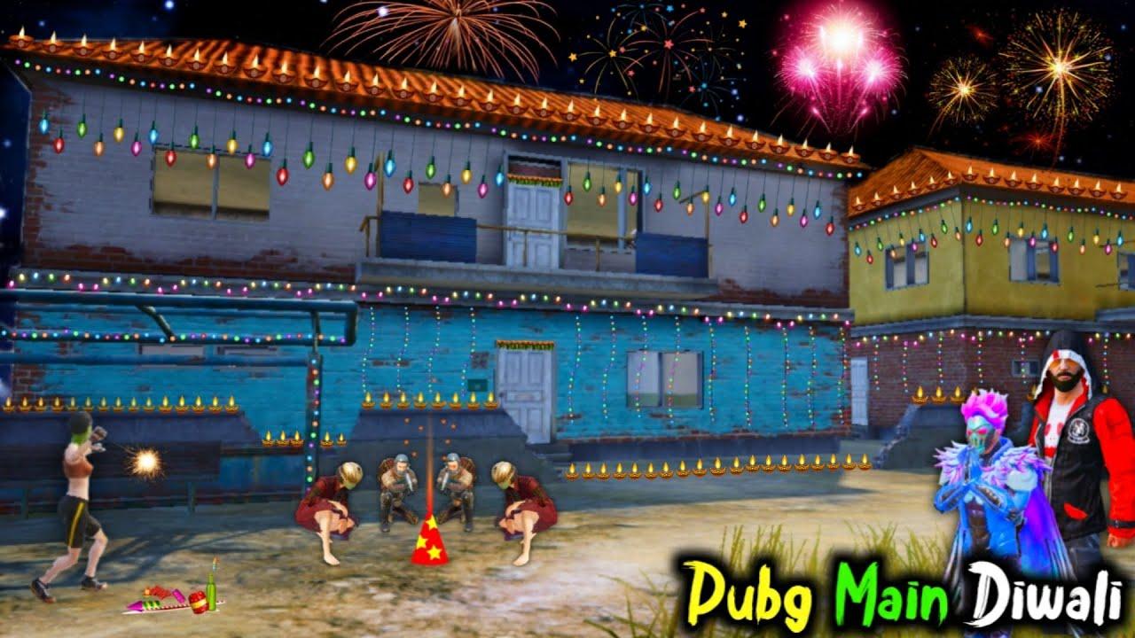 Pubg Main Diwali | Pubg Diwali Short Film | Pubg Movie