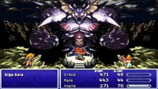 Chrono Trigger (NDS): Boss 18 (Giga Gaia)