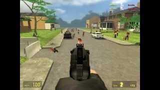 Gmod Zombie Attack Part 3