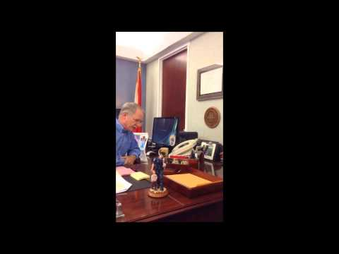 Sheriff talks with Times-Union reporter about media notification in Perrywinkle Case - 06/25/2013