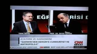 Darwin'den Dersim'e Cumhuriyet ve Antropoloji, Prof. Dr. Zafer Toprak.