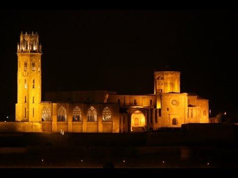 Salto BASE  Seu Vella Lleida