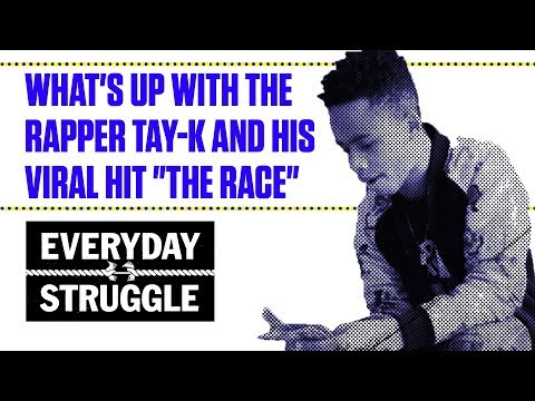 "What's Up With the Rapper Tay-K and His Viral Hit ""The Race"" 