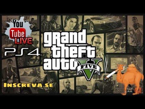 Live Gta 5--camelo Vida Loka-vem Pra Liveee!!!