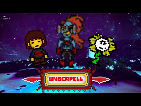 Bonetale: Sans Vs Frisk Update 2.0.3. | Underfell Event: Undyne! | событие андерфелл за Андайн!