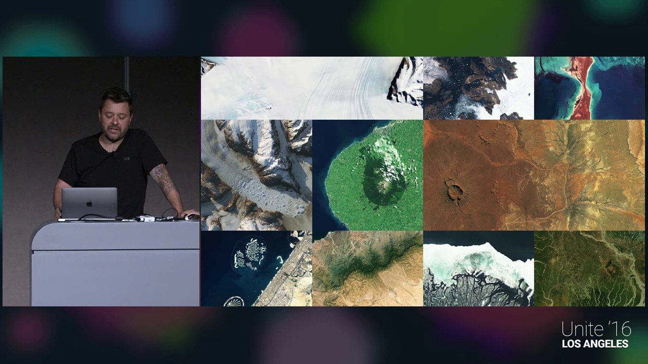 Unite 2016 - Building AR/VR Game Environments with Mapbox