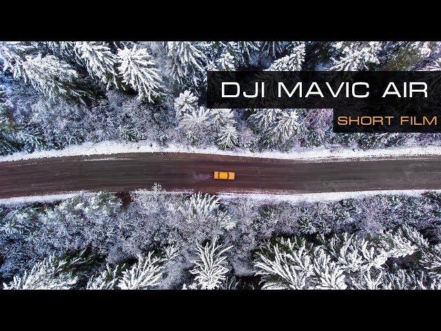 Что я успел снять за год на дроне : DJI Mavic AIR 4k