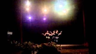 DanzaUCLA Claire de Lune de Debussy por Laura Sullivan