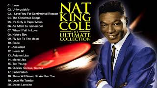 Nat King Cole Greatest Hits Full Album 2018 -  Best Songs of Nat King Cole