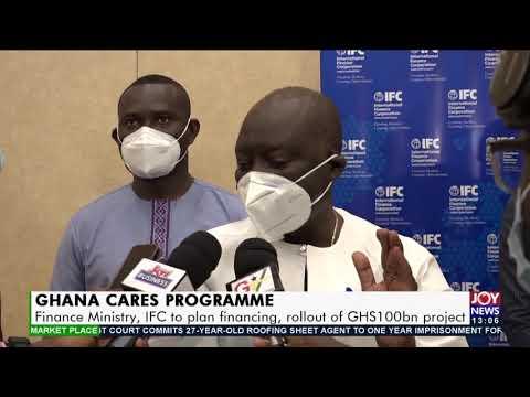 Ghana Care Programme - The Market Place on Joy News (11-6-21)