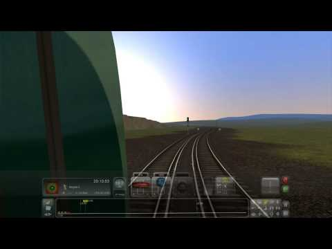 PDL to Brighton W.I.P 2014 - Coulsden South to Reigate Return