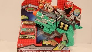 Limited Edition Deluxe Dino Charge Morpher Review [Power Rangers Dino Super Charge]