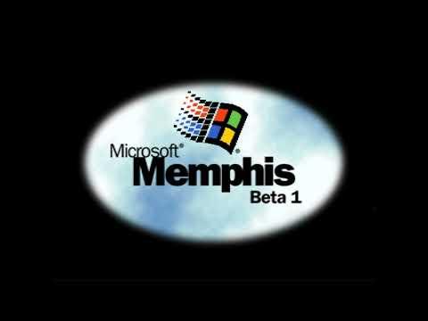 Microsoft Windows Memphis