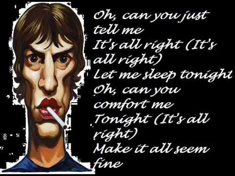 The Verve   Space and Time lyrics