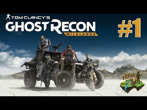 Tom Clancy's Ghost Recon® Wildlands. Призраки в Боливии! #1.
