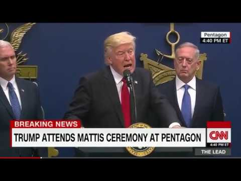 President Trump Signs Executive Order To Keep Out Radical Islamic Terrorists