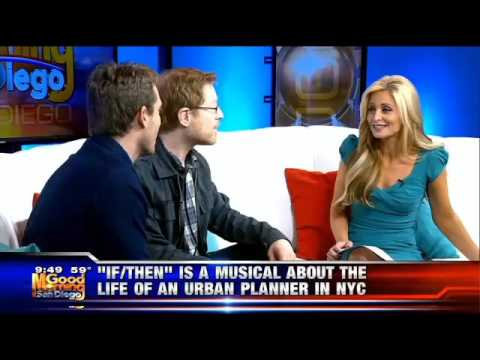 If/Then Musical - KUSI News San Diego, CA