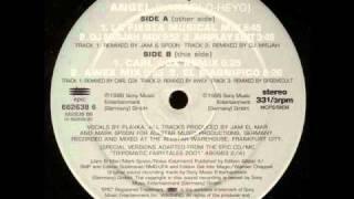 Jam & Spoon - Angel (Ladadi O-Heyo) (El Magnifico) Remix