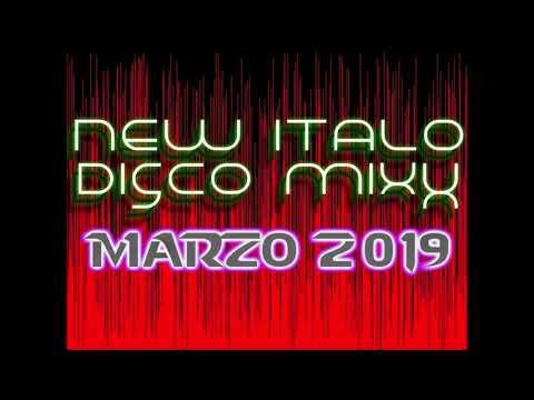 New Italo Disco MixX - Marzo 2019