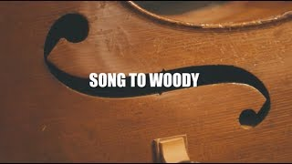 """Song to Woody"" (Bob Dylan Cover) - Goodnight Blue Moon"