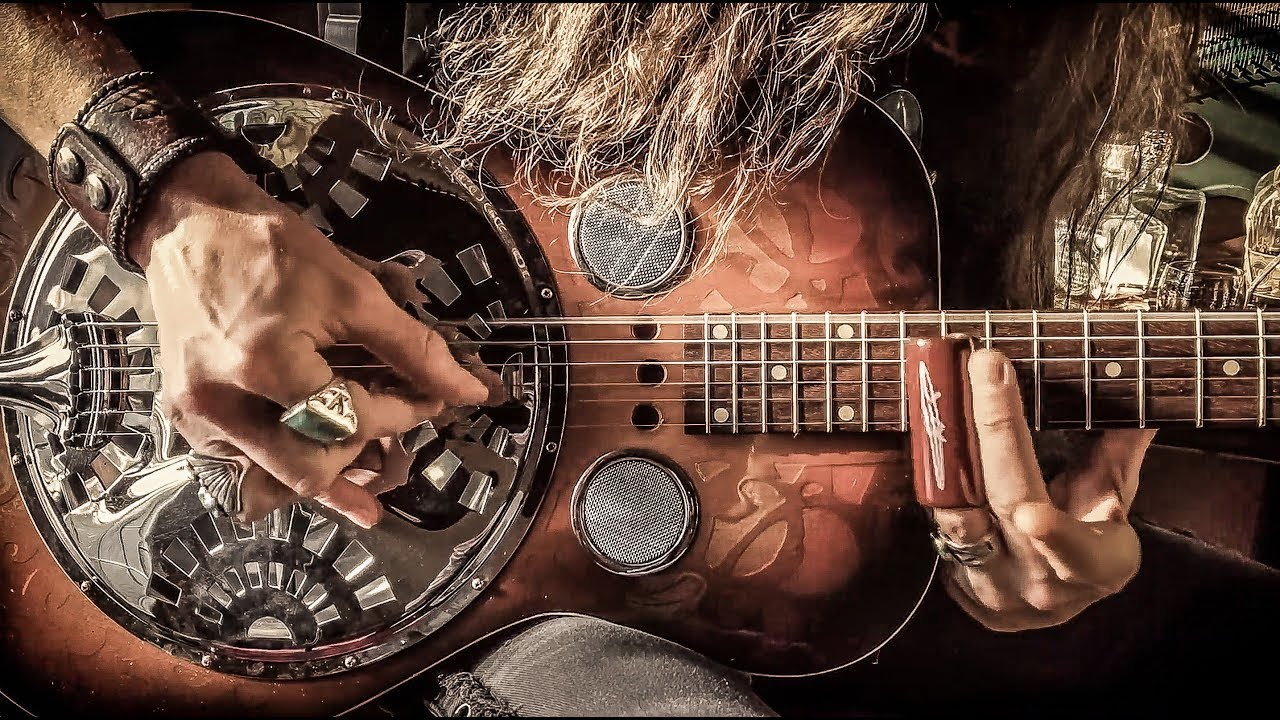 WHISKEY SIPPIN' MUSIC | Laid-Back Delta Blues Guitar
