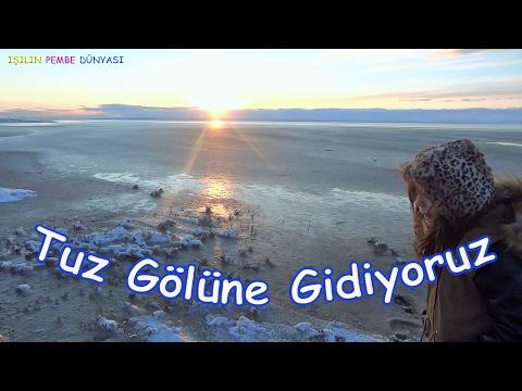 Yolculuğa Devam - Tuz Gölüne Gidiyoruz, Dinlenme Tesisinde Şaka Yapıyoruz - Eğlenceli Çocuk Videosu